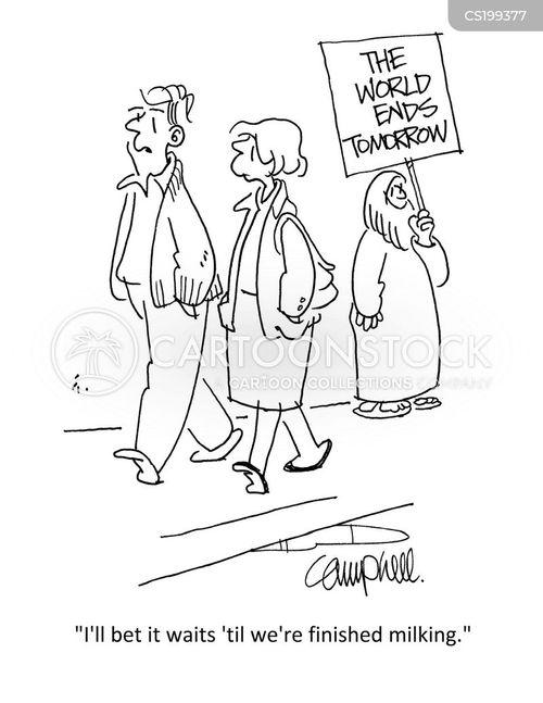 worst case scenarios cartoon