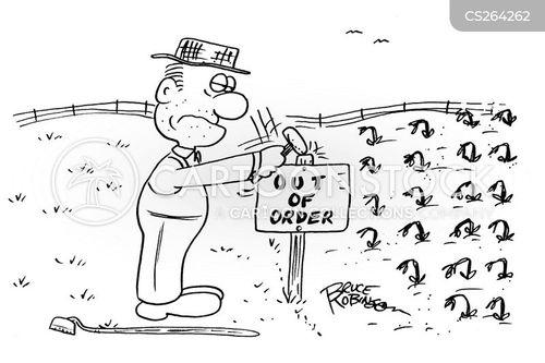 blight cartoon