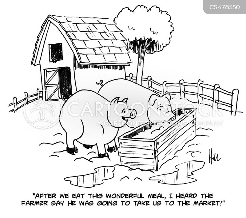 fattening up cartoon