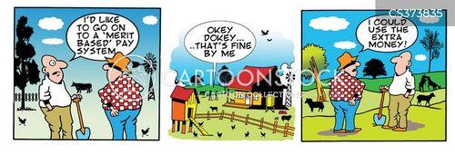 farm lands cartoon
