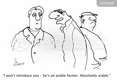 soils cartoon