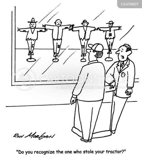 id parade cartoon