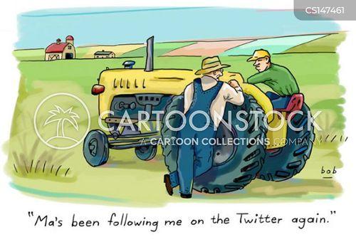 mid west cartoon