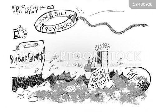 paybacks cartoon