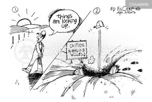 farmland cartoon