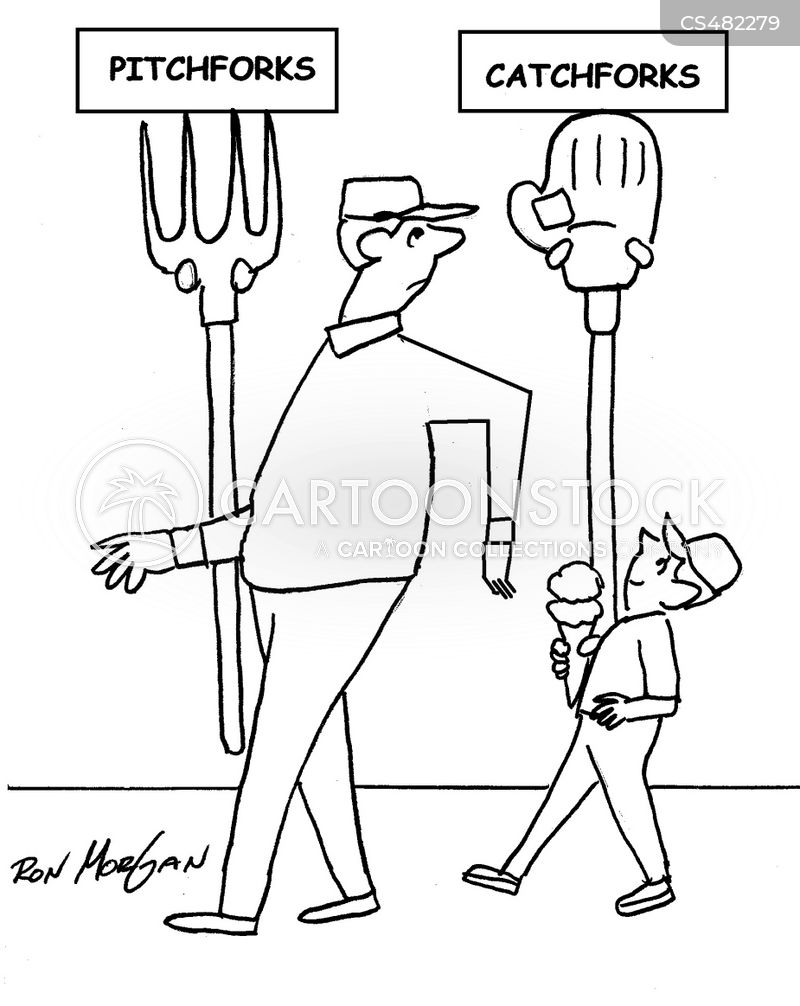 farm supplies cartoon