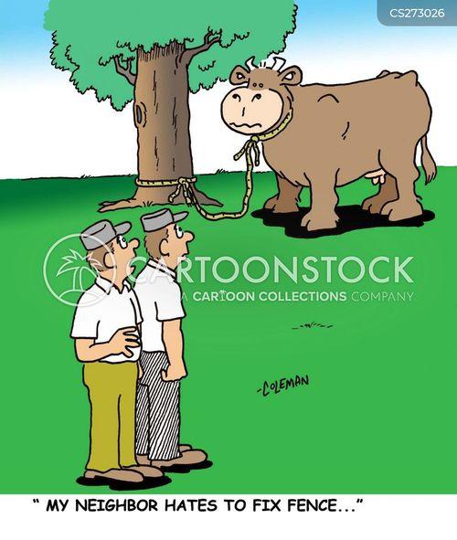 roaming cartoon