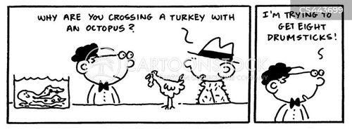 drumstick cartoon
