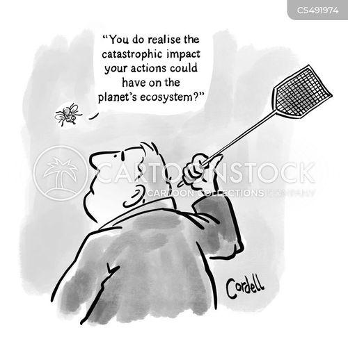 interdependence cartoon