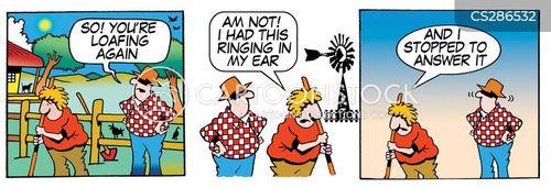 loony cartoon