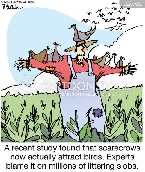 litterbug cartoon