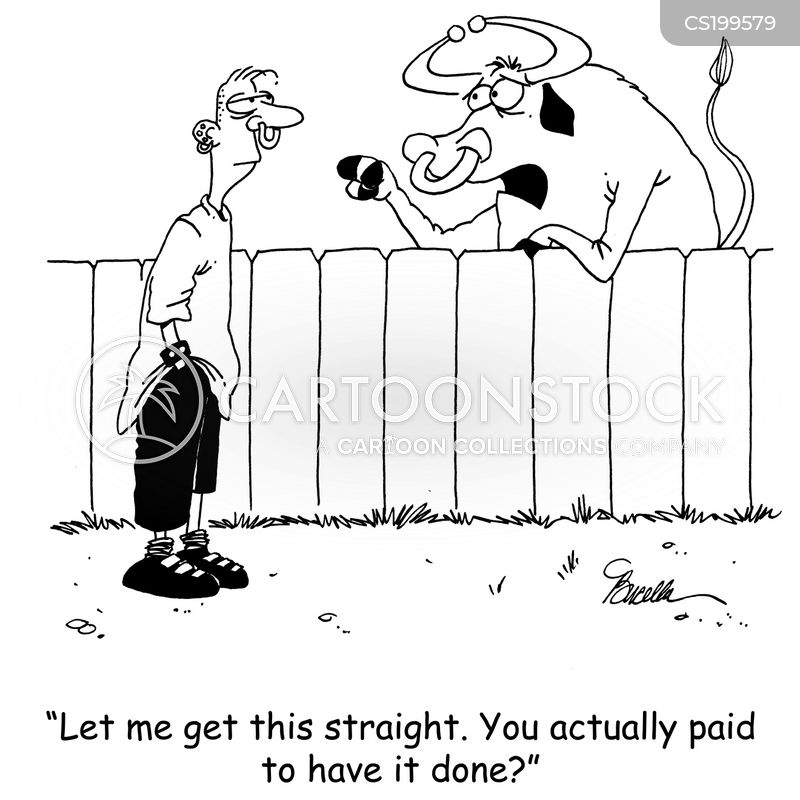 Nose Ring Cartoons And Comics Funny Pictures From Cartoonstock