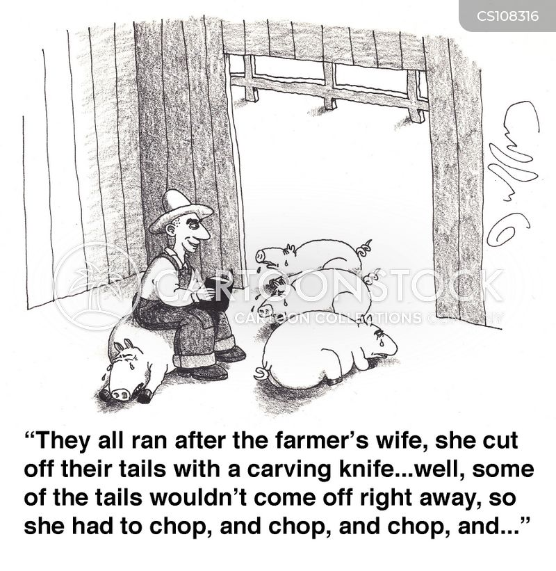 3 blind mice cartoon