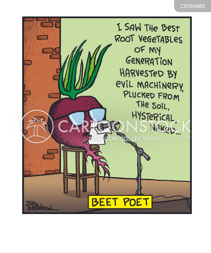 beetroot cartoon