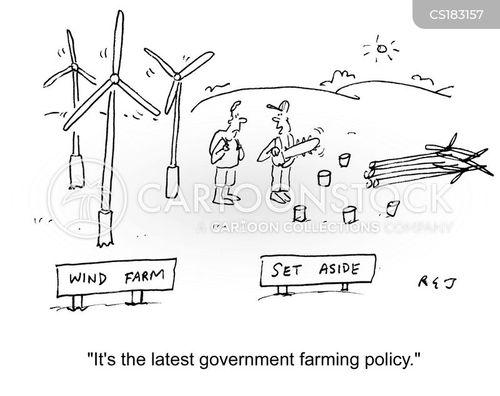 wind energy cartoon