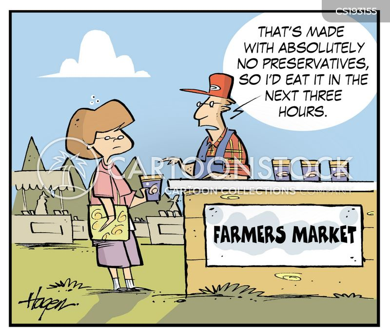 preserves cartoon