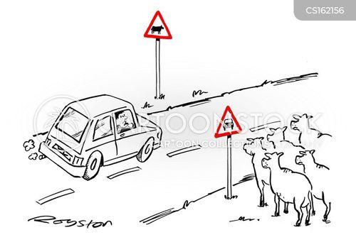 rural lifestyles cartoon