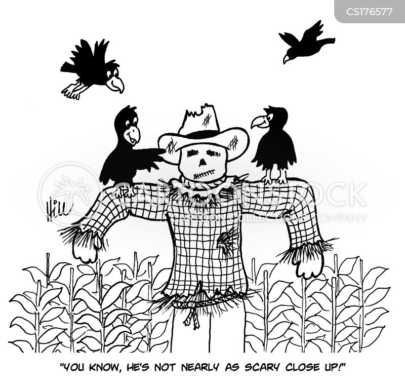 crop cartoon
