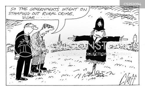 rural areas cartoon