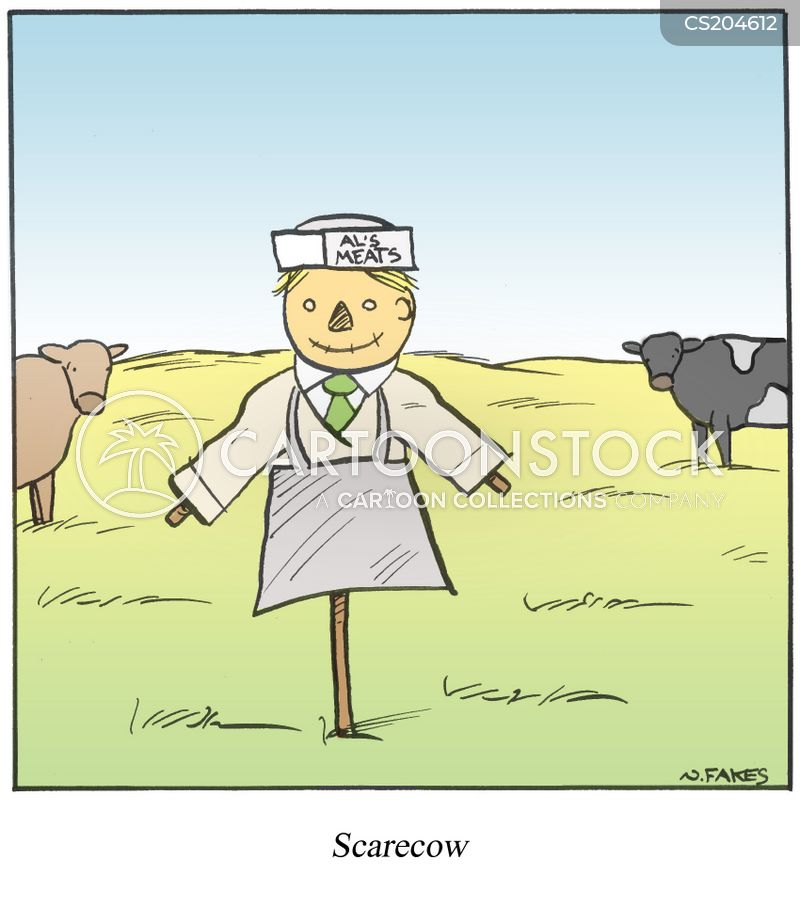 cow farms cartoon