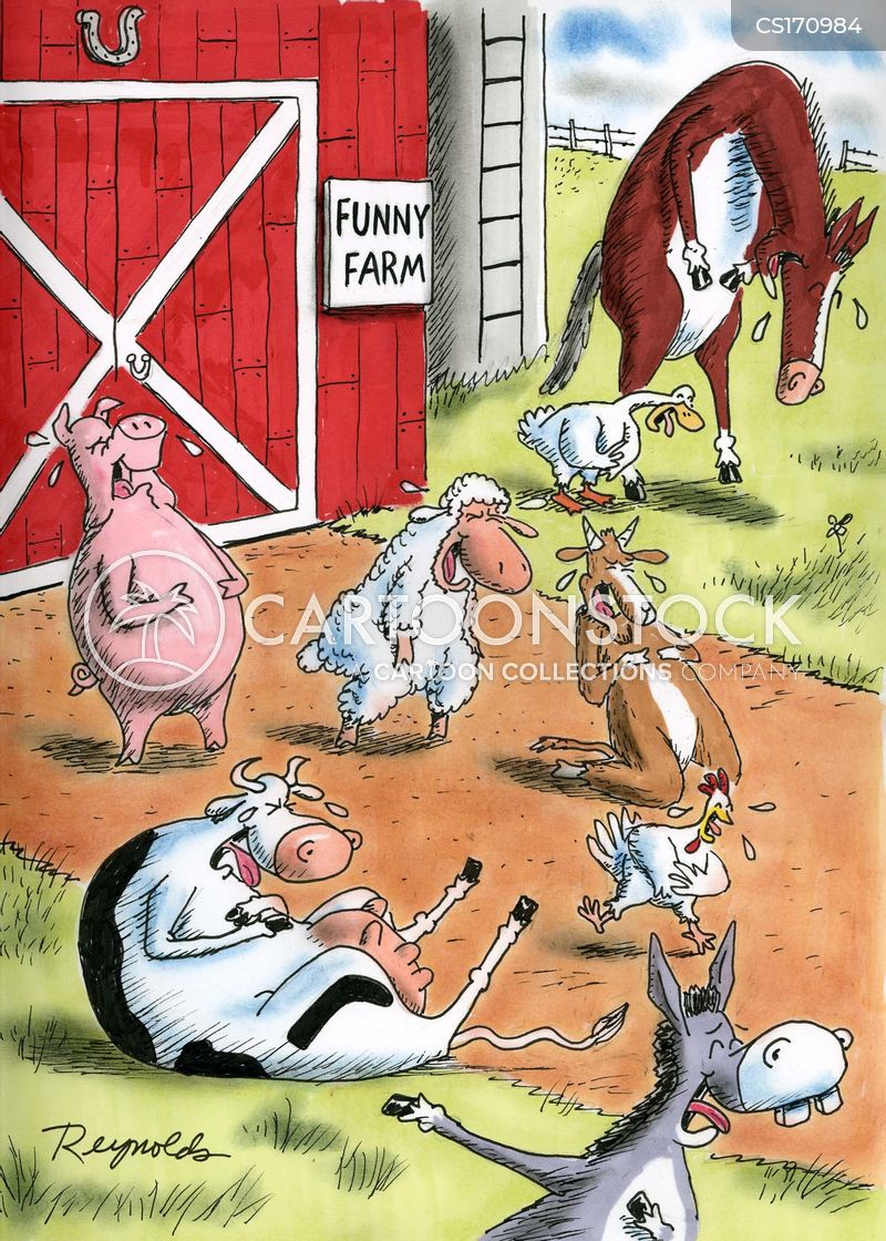 goats cartoon