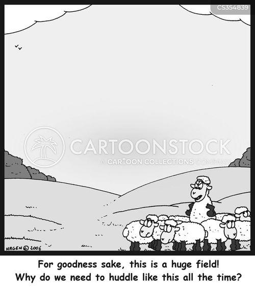 grouping cartoon
