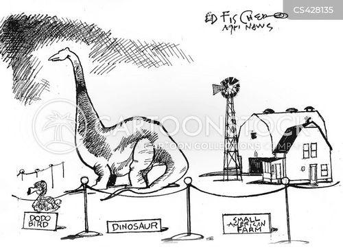 small farmers cartoon