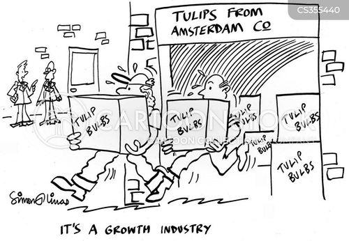 importexport businesses cartoon