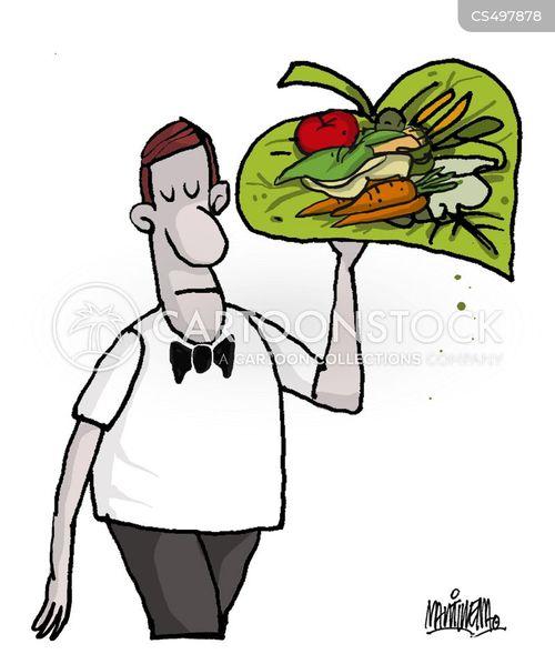 alternative diets cartoon