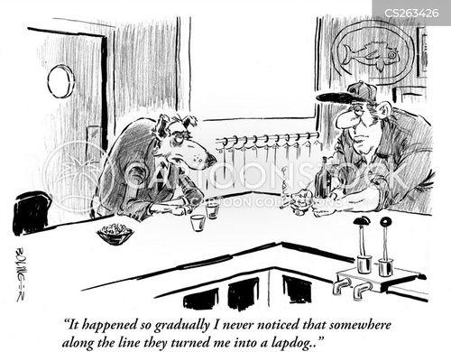 deadend cartoon