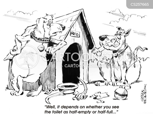 deep thinker cartoon