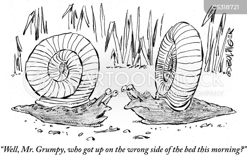 demeanour cartoon