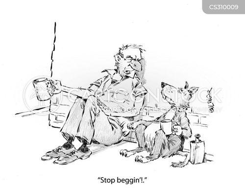 tin cup cartoon