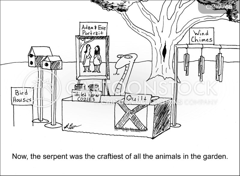 creation myths cartoon