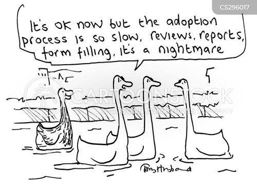 adoption form