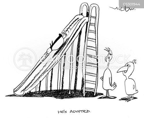 lineage cartoon