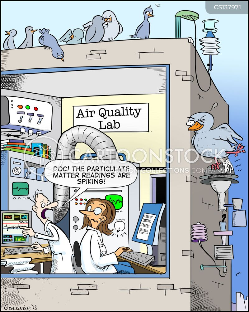 controlled experiment cartoon
