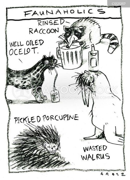 fauna cartoon