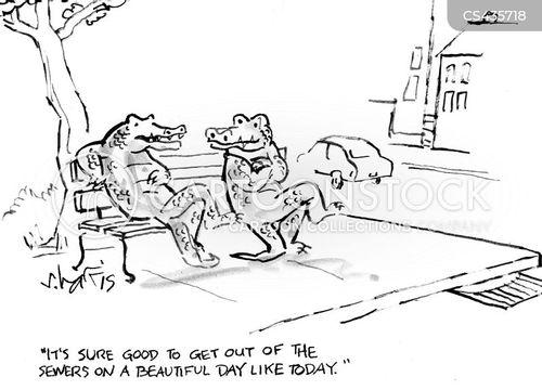 urban myths cartoon
