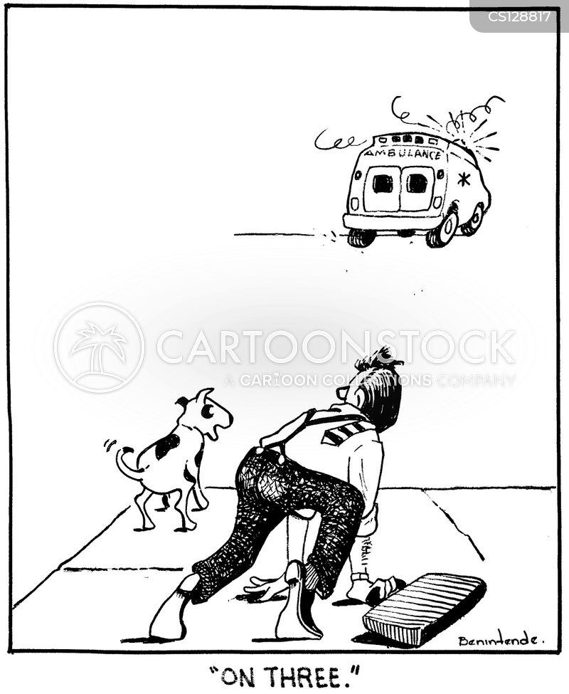 ambulance chasers cartoon