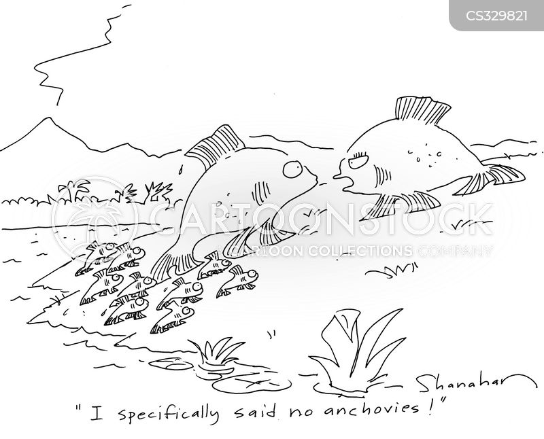 fishy cartoon