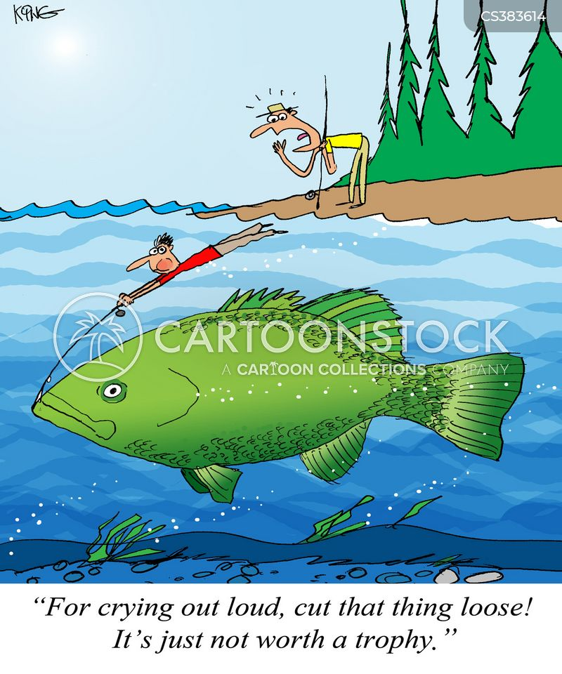 Big Catch Cartoons And Comics Funny Pictures From Cartoonstock