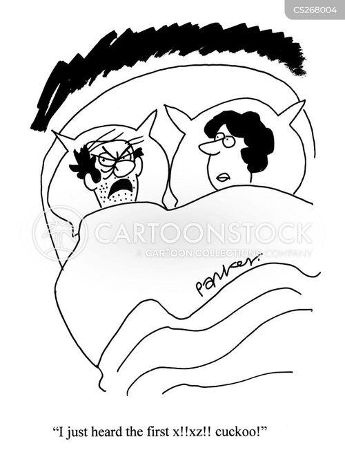 awakes cartoon
