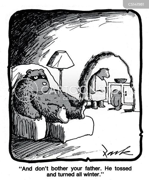 groggy cartoon