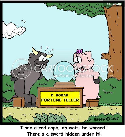 red cape cartoon