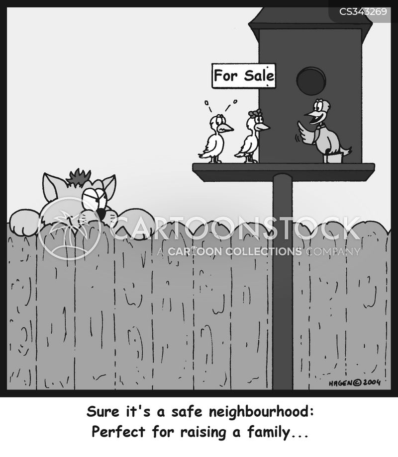 Real-estate Agents Cartoons and Comics - funny pictures from