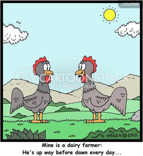 dawns cartoon