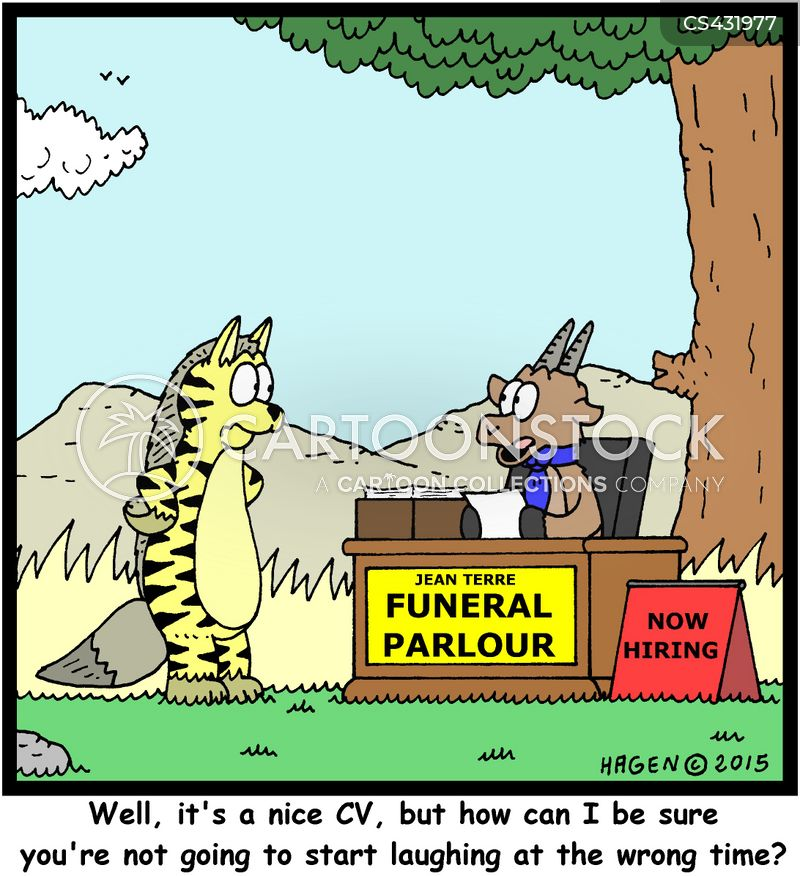 Funeral Parlors Cartoons And Comics Funny Pictures From