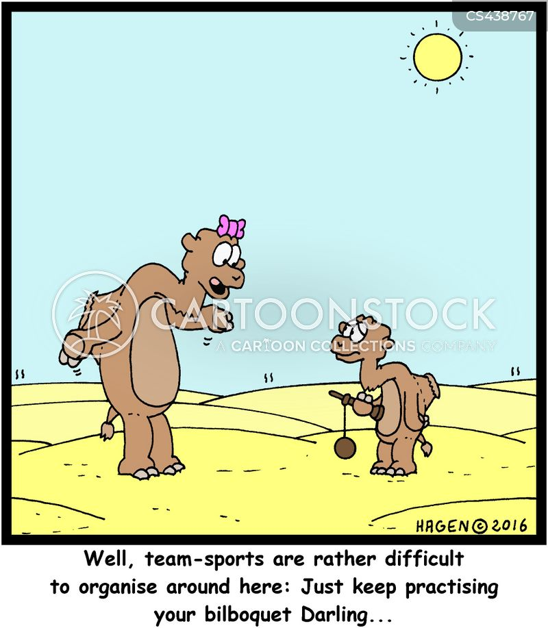 calf cartoon