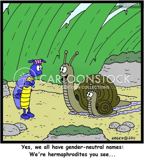 neutral cartoon